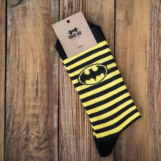 Details about  /Bowtie And Socks Batman Set